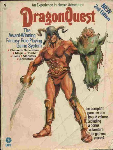 9780553014327: DragonQuest Fantasy Roleplaying Game System, 2nd Edition