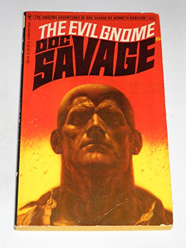 9780553021349: The Evil Gnome - Doc Savage #82