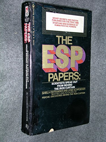 9780553021646: Esp Papers Scientists Speak Out from Behind the Iron Curtain