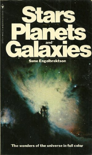 9780553021929: Stars, Planets, and Galaxies