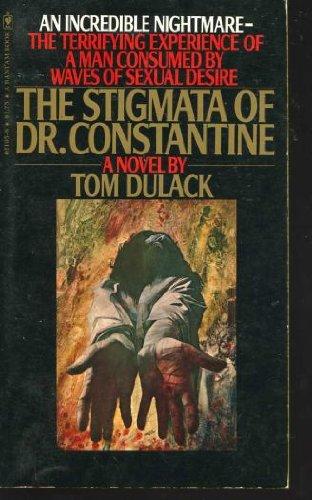 9780553021950: Stigmata of Dr.Constantine