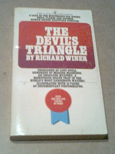 9780553024647: THE DEVIL\'S TRIANGLE