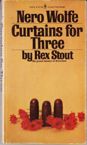 9780553025132: Curtains for Three