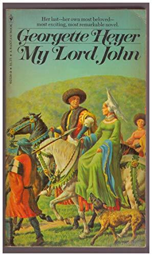 9780553025262: My Lord John