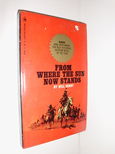 9780553025811: From Where the Sun Now Stands