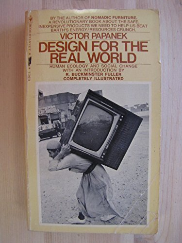 9780553026115: Design for the Real World: Human Ecology and Social Change