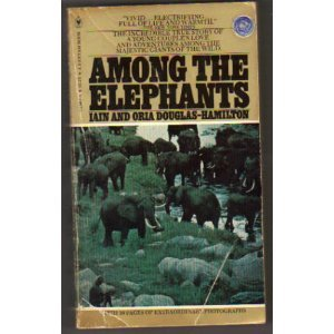 9780553026672: Among the Elephants