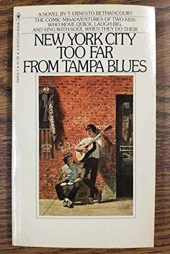 9780553026948: New York City, too far from Tampa blues