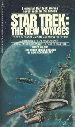 9780553027198: Star Trek: The New Voyages