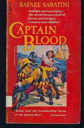 9780553027259: Captain Blood