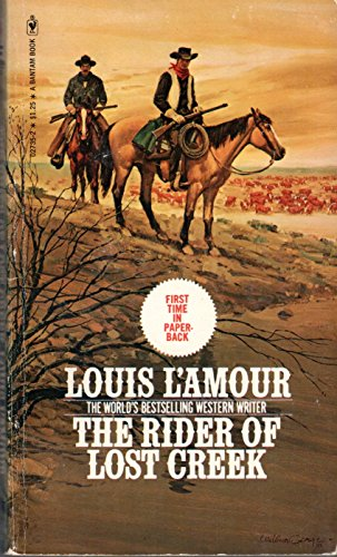 THE RIDER OF LOST CREEK. (Book # 02735-2)