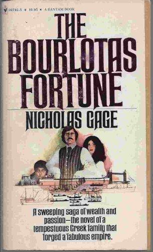 9780553027426: The Bourlotas Fortune