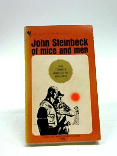 Of Mice and Men (A Bantam Classic): John Steinbeck