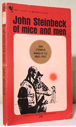 9780553046496: Of Mice and Men