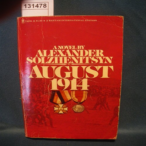 9780553049312: August 1914