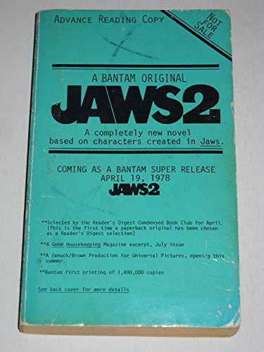9780553049909: Jaws 2: A novel