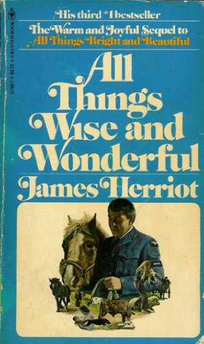 all things wise and wonderful: james herriot