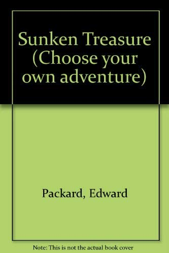9780553050189: Sunken Treasure (Choose Your Own Adventure)