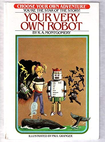 9780553050196: Your Very Own Robot Number 4 (Choose Your Own Adventure)
