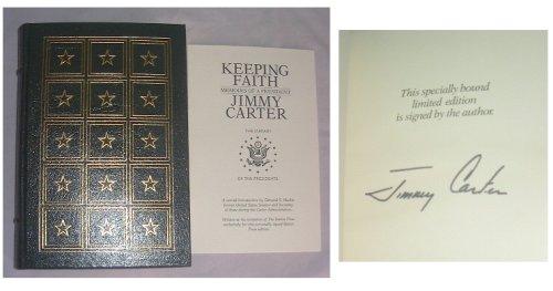 9780553050288: Keeping Faith: Memoirs of a President