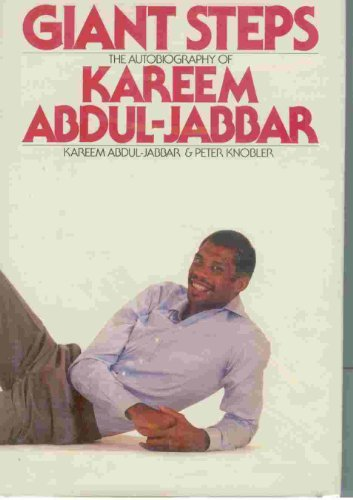 Giant Steps: The Autobiography of Kareem Abdul-Jabbar (0553050443) by Kareem Abdul-Jabbar; Peter Knobler
