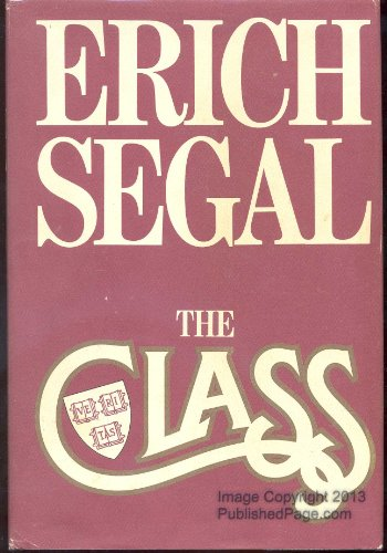 9780553050844: The Class