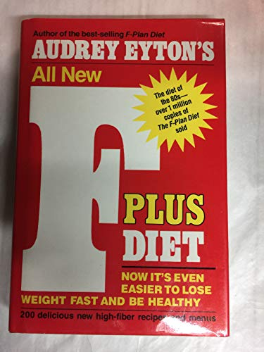 The F Plus Diet (0553050990) by Eyton, Audrey