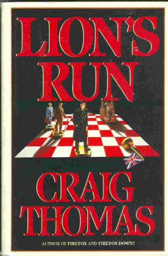 Lion's Run: Thomas, Craig