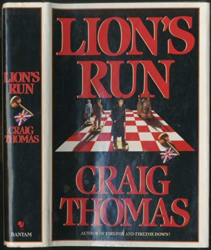 9780553051056: Lion's Run