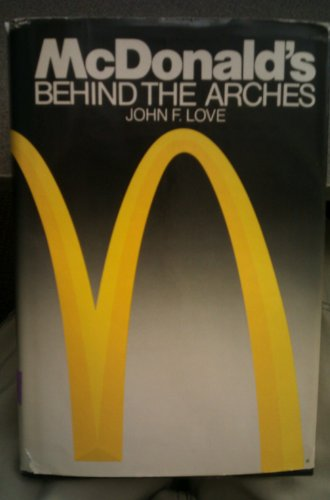 9780553051278: McDonald's: Behind the Arches