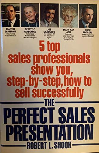 9780553051759: The Perfect Sales Presentation