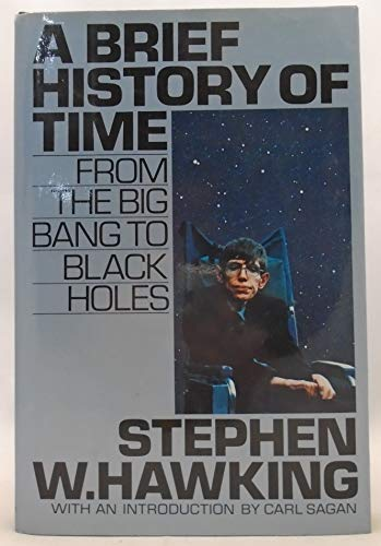 9780553052435: A Brief History of Time: From the Big Bang to Black Holes