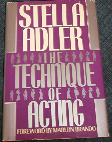 9780553052992: The Technique of Acting