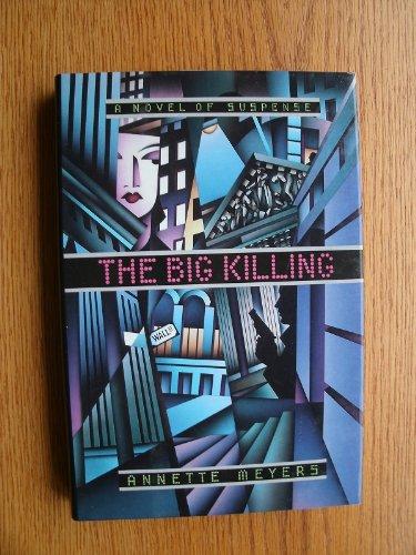 9780553053241: Big Killing