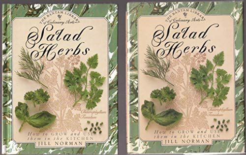 Salad Herbs: Library of Culinary Arts: Norman, Jill