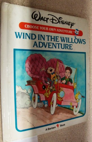 Wind in the Willows Adventure (Walt Disney Choose Your Own Adventure) (9780553054194) by Razzi, Jim