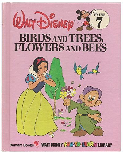 Birds and Trees, Flowers and Bees (Walt: Walt Disney