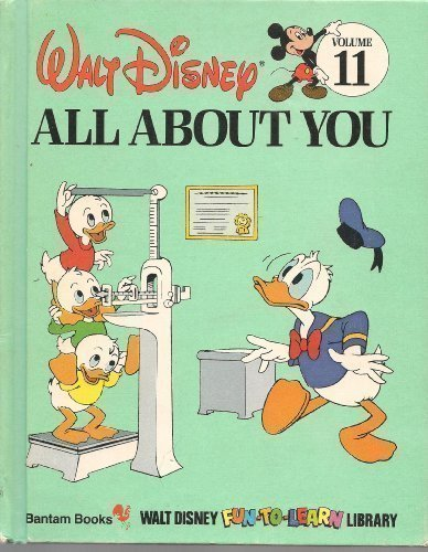 All About You (Vol. 11): Walt Disney Fun-To-Learn