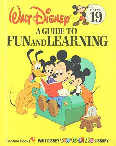A Guide to Fun and Learning, Volume: Walt Disney Fun-To-Learn