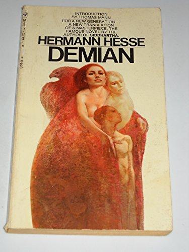 9780553055443: Demian