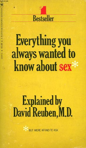 Everything You Always Wanted to Know About: David Reuben