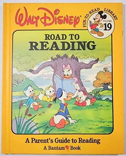 Walt Disney Road to Reading, Vol. 19: Walt Disney