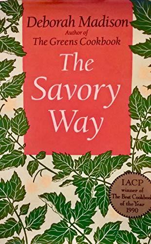 9780553057805: The Savory Way