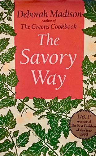 The Savory Way (0553057804) by Deborah Madison