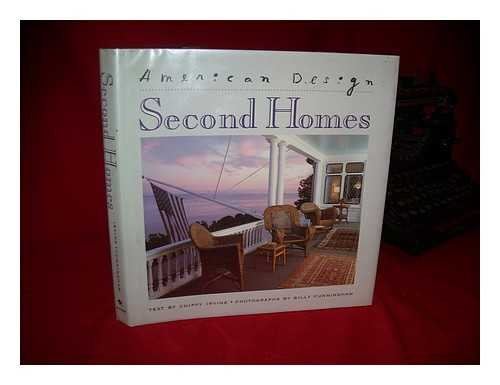 9780553057980: Second Homes (American Design)