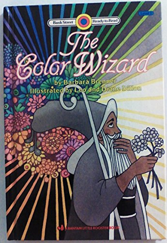 9780553058253: COLOR WIZARD THE