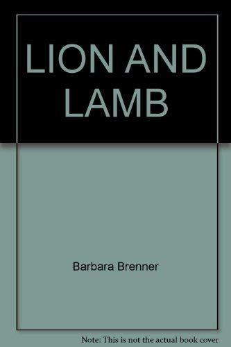 9780553058291: Lion and Lamb (Bank Street Ready-To-Read, Level 3)