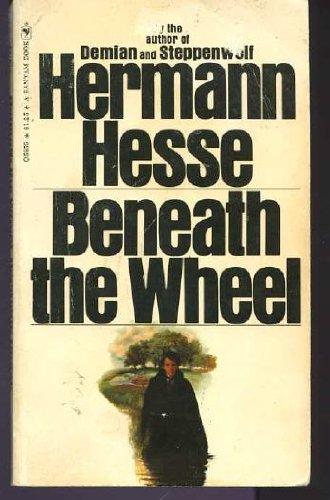 9780553058598: Beneath the Wheel.