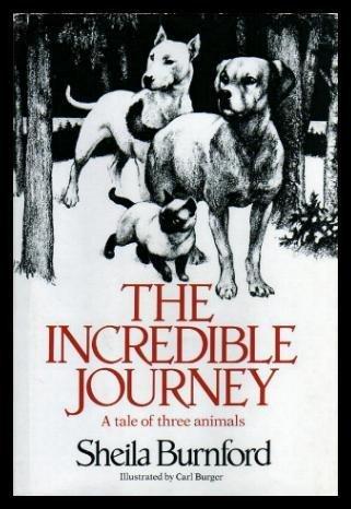 Incredible Journey: Sheila Burnford