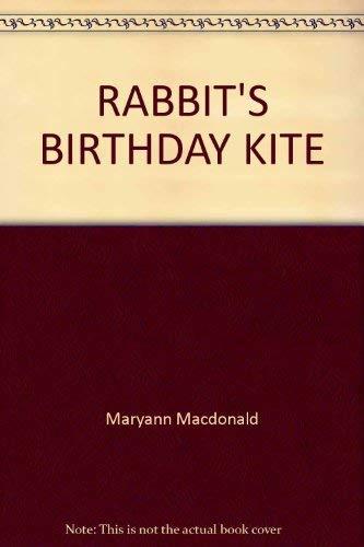 9780553058765: RABBIT'S BIRTHDAY KITE (Bank Street ready-to-read)